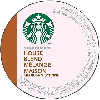 Starbucks® House Blend Coffee K-Cup Refills