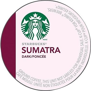 Starbucks® – Café mélange Sumatra, godets K-Cup
