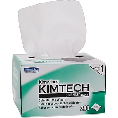 Kimwipes® Delicate Task Wipes, 60 Boxes/Case