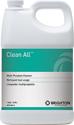 Brighton Professional™ Clean All Floor Care General Purpose Cleaner, 1 Gallon (BPR310001-B-CC)