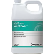 Brighton Professional™ ViaFresh™ Odor Eliminator, Wildflower Scent, 1 Gallon, 4/Ct