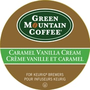 Green Mountain Coffee® Caramel Vanilla Cream K-Cup Refills, 24/Pack