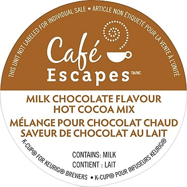Cafe Escapes™ Milk Chocolate Hot Cocoa K-Cup Refills