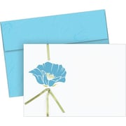 Great Papers® Morning Glory Flat Cards with Envelopes