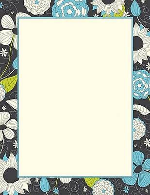 Great Papers® Outline Foliage Letterhead