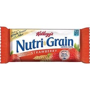 Kellogg's® Strawberry Flavored Nutri-Grain Bars, 1.3 oz. Bars, 16 Bars/Box
