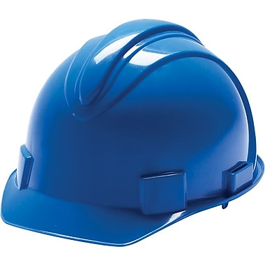 Jackson Safety® Huntsman® Charger™ Safety Helmet, 4 Point Ratchet, Blue