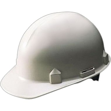 Jackson Safety® SC-16 Safety Helmet, 4 Point Ratchet, White
