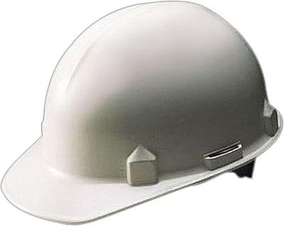 Jackson Safety® SC-16 Safety Helmet, 4 Point Ratchet, White