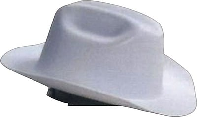 Jackson Safety® SMITH & WESSON™ Western Outlaw Safety Hard Hat, 4 Point Ratchet, White