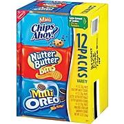 Nabisco® Mini Cookie Variety Pack, 1 oz. Bags, 48 Bags/Box