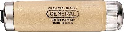 General® Tools Adjustable File Handle, Rustproof Handle