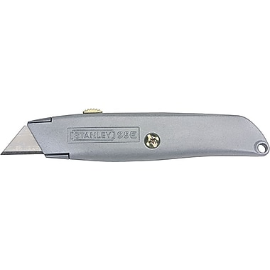 Stanley® Classic 99® Retractable Utility knife, Steel, 6