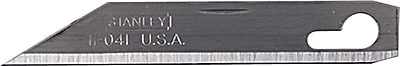 Stanley® Replacement Utility Knife Blade, Stainless Steel, 2-9/16