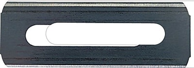 Stanley® Heavy Duty Carpet Knife Blade, Steel, 2-1/4