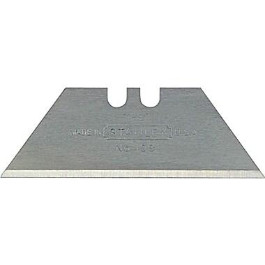 Stanley® 1991® Regular Duty Utility knife Blade With Dispenser, Steel, 2