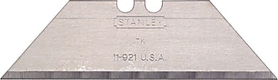 Stanley® 1992® Heavy Duty Utility knife Blade, High Carbon Steel, 2-7/16