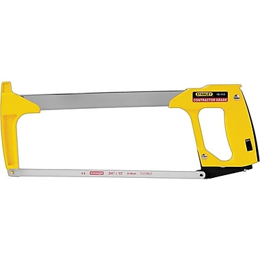 Stanley® High Tension Hacksaw, 12-inch
