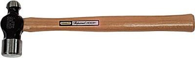 Stanley® Ball Pein Hammer, Face Size 2/0 X 1-1/2