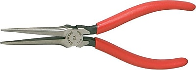 Crescent® Long Needle Nose Pliers, Solid Joint, 7 15/32