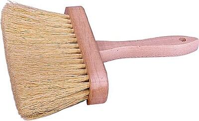 Weiler® 4 Row Masonry Scrub Brush, 3 1/2