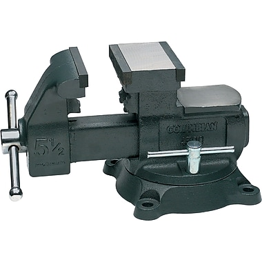 Wilton® Tools Columbian® Multi-Purpose Mechanic's Vise, 360° Swivel, 1/8 - 3