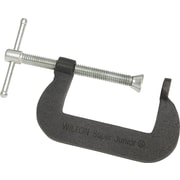 "Super-Junior® C-Clamp, 0 - 2""Nominal Opening, 1-1/4"" Throat Depth"