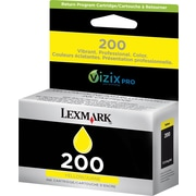 Lexmark 200 Yellow Ink Cartridge (14L0088)