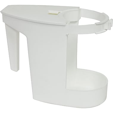 Super Toilet Bowl Caddy, White