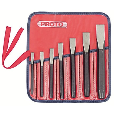 Proto® Super Duty 5 Pieces Cold Chisel Set, 1/2 - 7/8