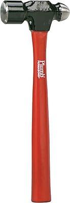 Cooper Hand Tools Plumb® Ball Pein Hammer, 24 oz, 15