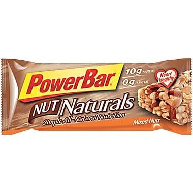 PowerBar® Nut Naturals Mixed Nuts, 1.58 oz. Bars, 15 Bars/Box