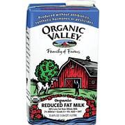 Organic Valley® 2% Reduced Fat Milk, 1 Liter