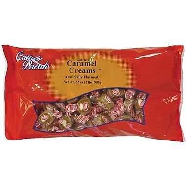 Goetze's Caramel Creams®, 2 lb. Bag
