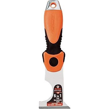 Red Devil® ERGO EZ GRIP™ 7-in-1 Multi-Purpose Painters Tool