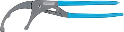 Channellock® Curved Jaw Oil Filter/PVC Plier, 12-inch