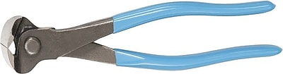 Channellock® Straight Cutting Plier, 8 in