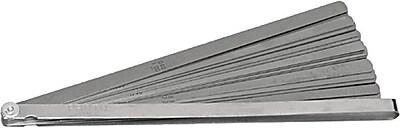 Proto® Long Blade Feeler Gauge Set, 12-inch Length x 1/2-inch Width