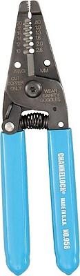 """""""""""Channellock Wire Stripper, 10-20 AWG, Steel, 6.25"""""""""""""""""""""""""""" 700459"""