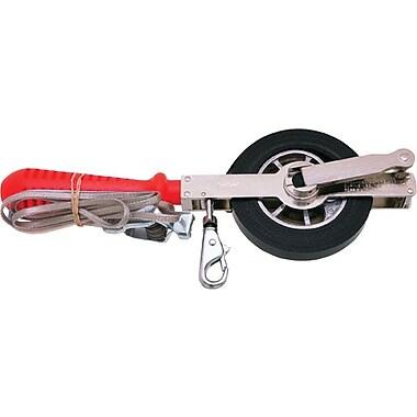 Lufkin® Atlas® Clad®/Nubian® Double Duty Oil Gauging Tape, 50 Feet (L) x 1/2-inch (W) Blade