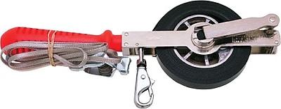 Lufkin® Atlas® Clad®/Nubian® Double Duty Oil Gauging Tape, 18 Feet (L) x 1/2-inch (W) Blade