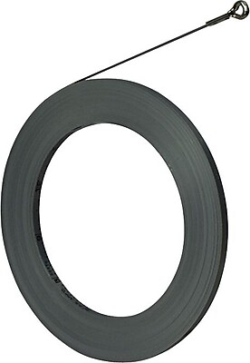 Lufkin® Clad® Derrick Tape Refill, 100 Feet (L) x 1/4-inch (W) Blade, 1/100th Graduation