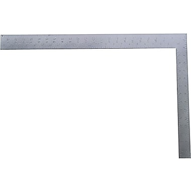 Stanley® Rafter/Roofing Square, 24 in (L) x 2 in (W) x 0.1 in (T) Blade