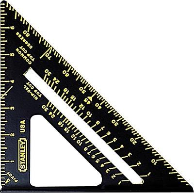 Stanley® Quick Square® Triangle Square, 10 1/4 in (L) x 0.7 in (T) Blade