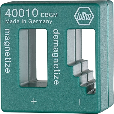 Wiha® Tools Magnetizer/Demagnetizer Tool, 2-inch