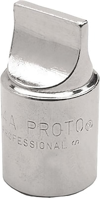Torqueplus™ Ball Locking Slotted Tip Drag Link Socket, 1/2 in Square Drive, 15/16 in x 0.154 in