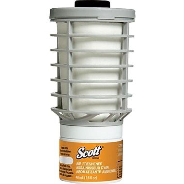 Scott – Recharges pour assainisseur d'air continu, parfum aux agrumes
