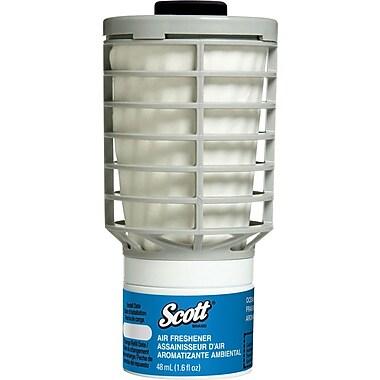Scott – Recharges pour assainisseur d'air continu, parfum océan