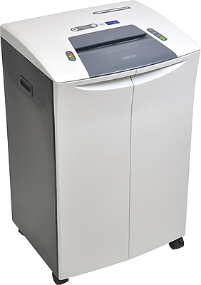 GoECOlife GXC1631TD Wide-Entry VorteX Cross-Cut Shredder, 16-Sheet Capacity