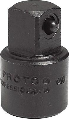 Proto® Plain Impact Socket Adapter, 3/4 in Female x 1/2 in Male, 2 1/8 in (L)